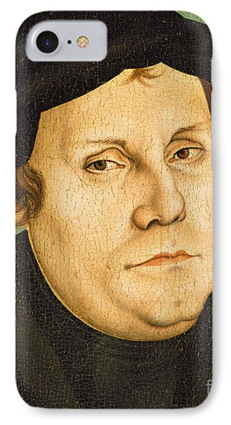 Martin Luther IPhone Case
