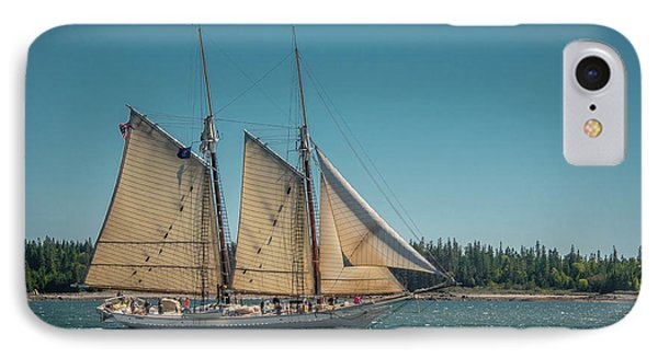 Mary Day IPhone Case by Fred LeBlanc