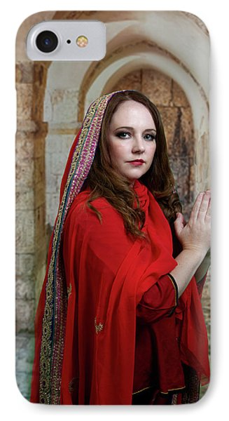 Mary Magdalene IPhone Case by David Clanton