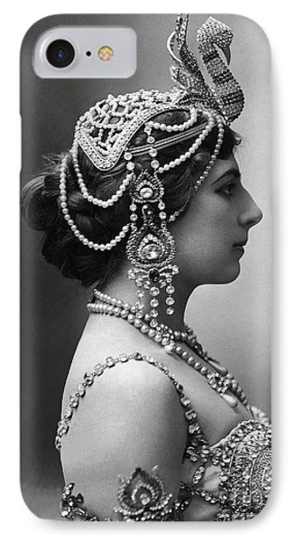 IPhone Case featuring the photograph Mata Hari by Granger