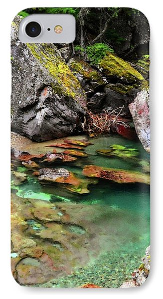 Mcdonald Creek 11 IPhone Case by Marty Koch