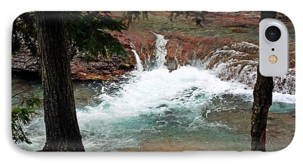 Mcdonald Creek  IPhone Case by Marty Koch