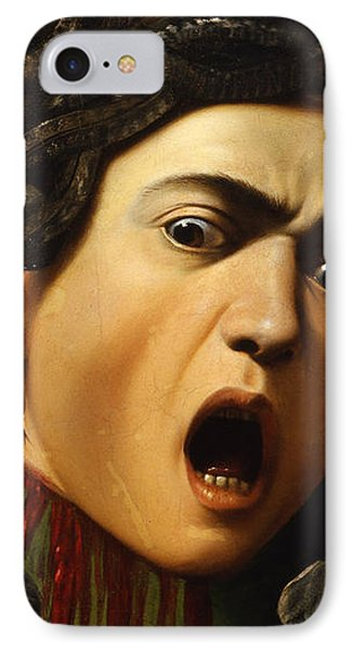 Medusa IPhone Case by Caravaggio