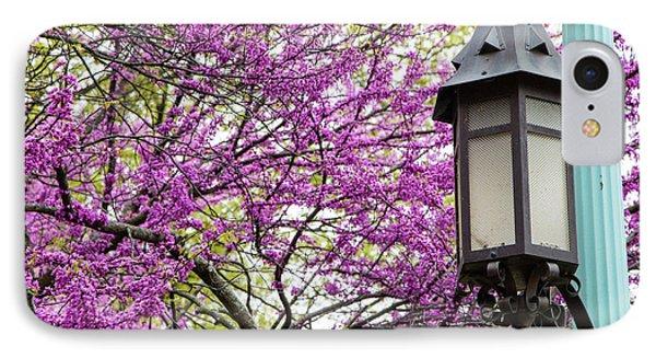 Michigan State iPhone 7 Case - Michigan State University Spring 7 by John McGraw