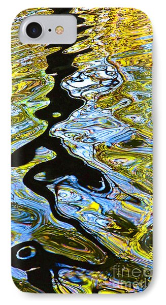 IPhone Case featuring the photograph Mill Pond Reflection by Tom Cameron
