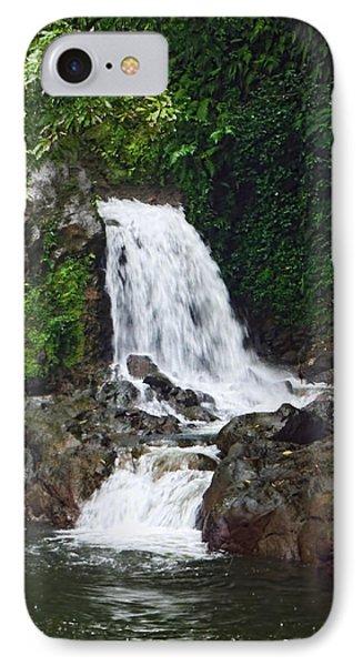 Mini Waterfall IPhone Case by Pamela Walton