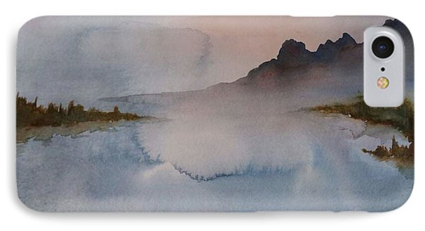 Mist IPhone Case by Annemeet Hasidi- van der Leij