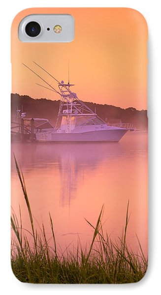 Misty Morning Osterville Cape Cod Phone Case by Matt Suess