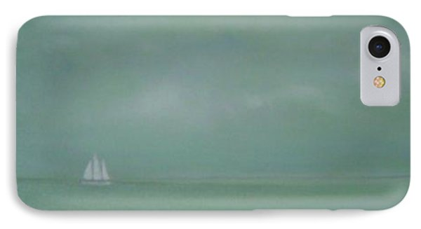 Misty Sail IPhone Case