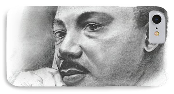 MLK IPhone Case