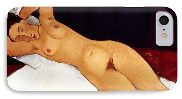 Modigliani Nude 1917 Phone Case by Granger
