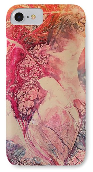 Moonsong IPhone Case by Elizabeth Carr