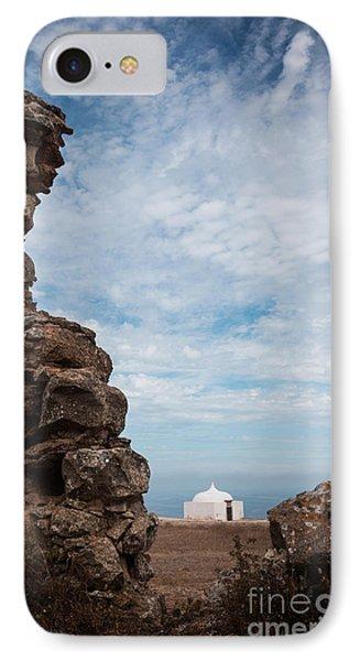 Moorish Chapel IPhone Case by Carlos Caetano