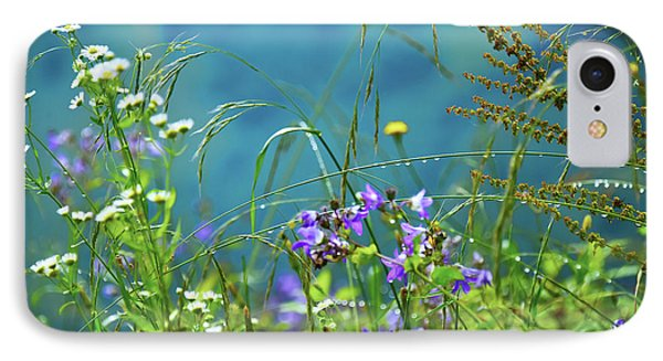Morning Dew IPhone Case by Svetlana Sewell