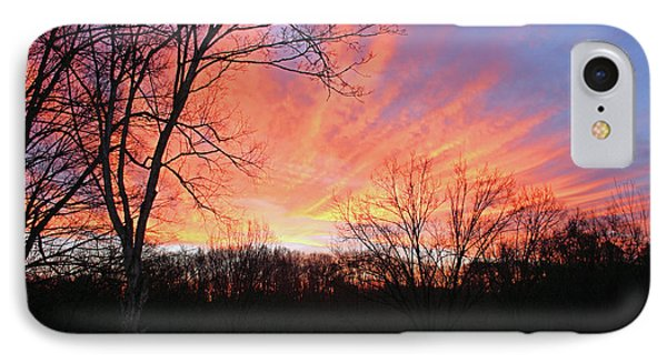 IPhone Case featuring the photograph Morning Has Broken by Kristin Elmquist