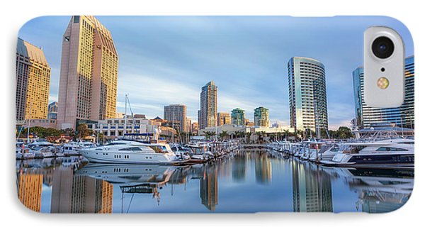 Morning Reflections IPhone Case by Joseph S Giacalone