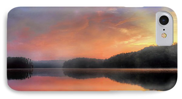IPhone Case featuring the photograph Morning Solitude by Darren Fisher