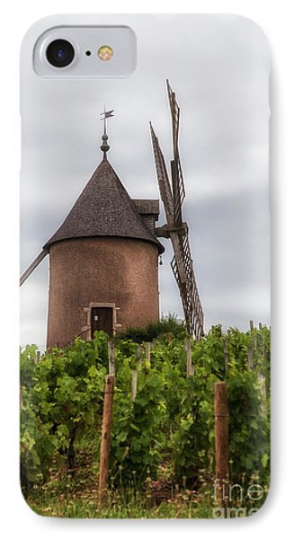 Moulin-a-vent IPhone Case by Timothy Johnson