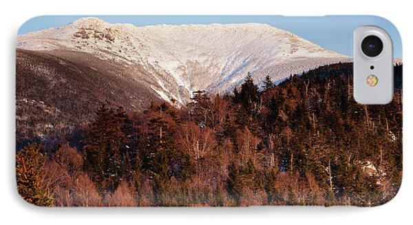 Mount Lafayette - White Mountains New Hampshire Usa Phone Case by Erin Paul Donovan