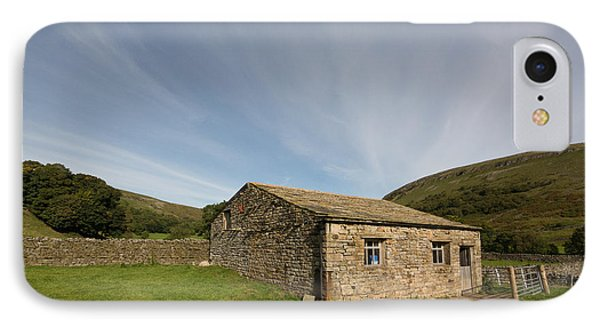 Muker Meadows IPhone Case by Nichola Denny