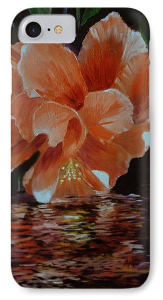 My Hibiscus IPhone Case