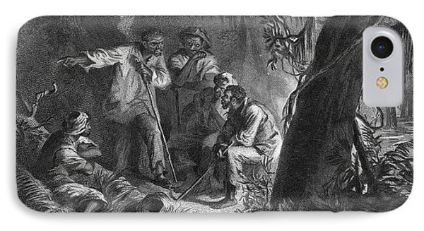 Nat Turner (1800-1831) Phone Case by Granger