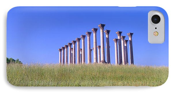 National Capitol Columns, National IPhone Case by Panoramic Images