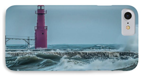 Nautical Turbulence IPhone Case