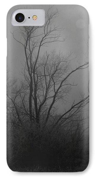 Nebelbild 13 - Fog Image 13 IPhone Case