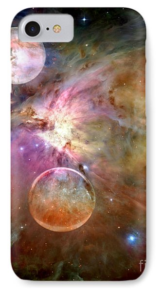 New Worlds IPhone Case by Jacky Gerritsen
