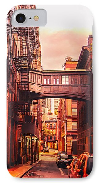 New York City Alley IPhone Case