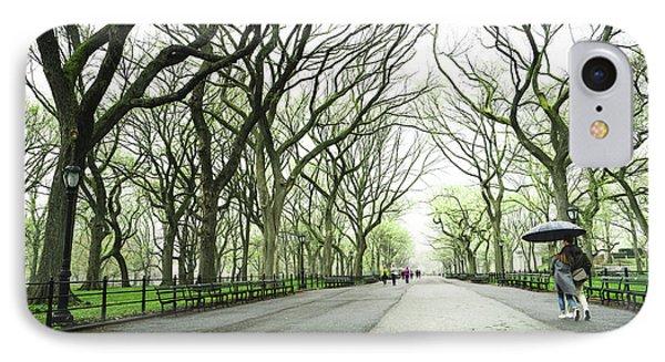 New York City Romance IPhone Case by Vivienne Gucwa