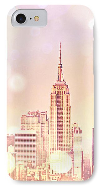 New York City - Skyline IPhone Case
