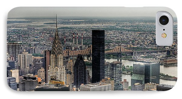 New York New York IPhone Case by Don Mennig