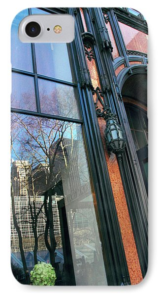 Facade Reflections IPhone Case by Jessica Jenney