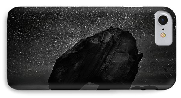 IPhone Case featuring the photograph Night Guardian by Jorge Maia