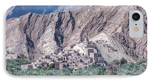 Nizwa - Oman IPhone Case