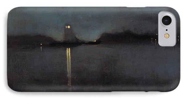 Nocturne IPhone Case by James Abbott McNeill Whistler