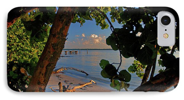 IPhone Case featuring the photograph 1- North Palm Beach by Joseph Keane