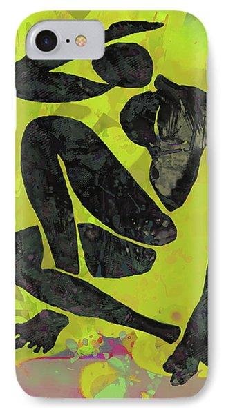 Nude Pop Art Poster IPhone Case
