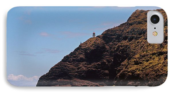 IPhone Case featuring the photograph Oahu - Cliffs Of Hope by Anthony Baatz