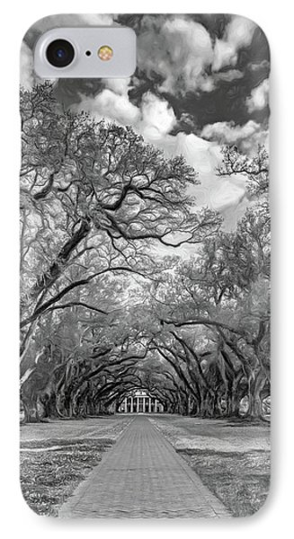 Oak Alley 7  IPhone Case
