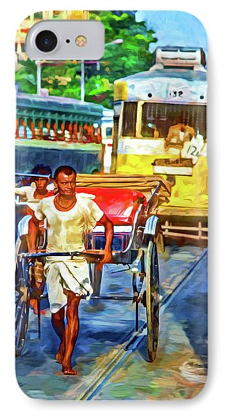 Oh Calcutta - Paint IPhone Case