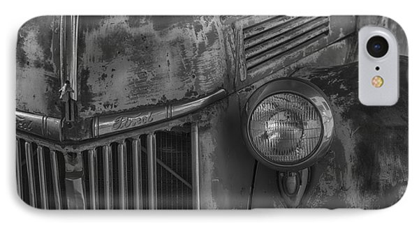 Old Ford Pickup IPhone Case by Garry Gay