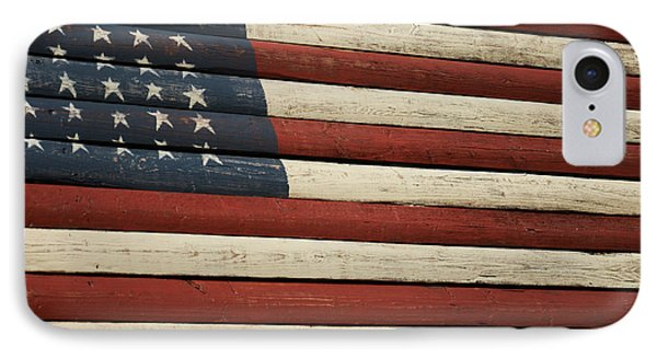Old Glory IPhone Case by David Bearden