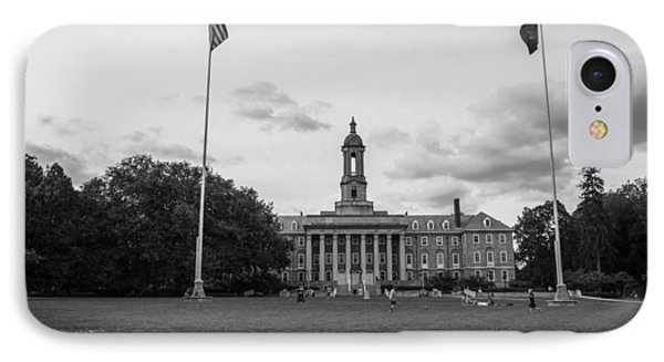 Old Main Penn State Black And White  IPhone 7 Case