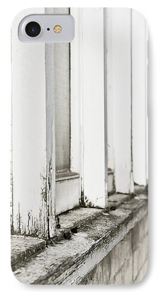 Old Window Frame IPhone Case by Tom Gowanlock