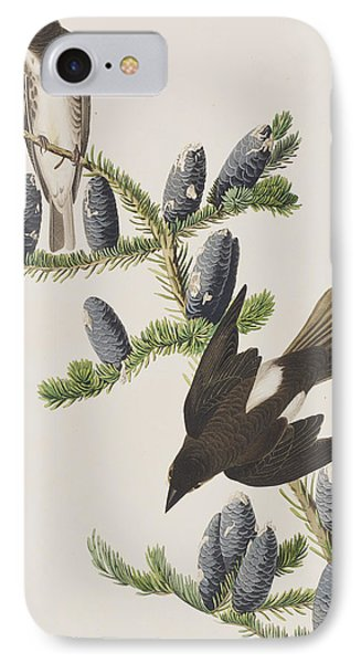 Olive Sided Flycatcher IPhone 7 Case