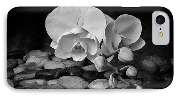 Orchid iPhone 7 Case - Orchid - Sensuous Virtue by Tom Mc Nemar