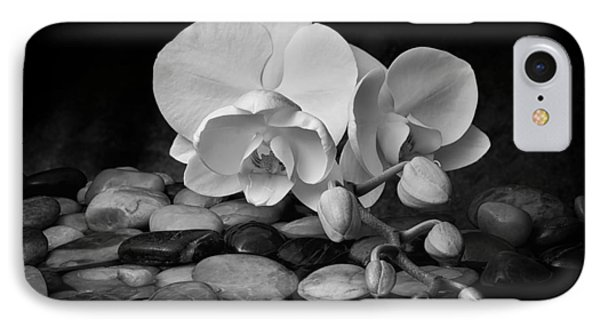 Orchid - Sensuous Virtue IPhone 7 Case by Tom Mc Nemar